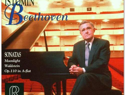Beethoven Sonatas No. 14, 21, 31