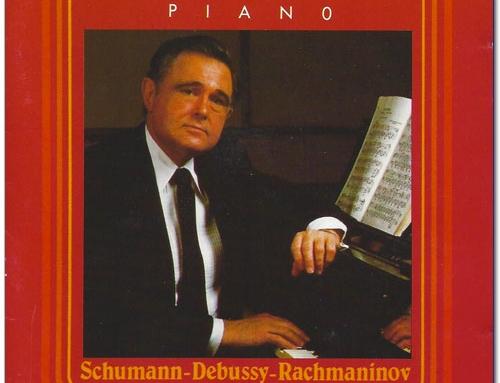 Récital Schumann Debussy Rachmaninov