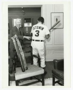 Istomin-in-Baseball-Jersey