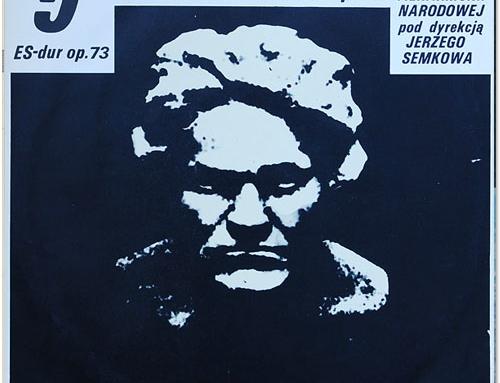 Beethoven. Emperor Concerto 'live' with Semkow in 1976
