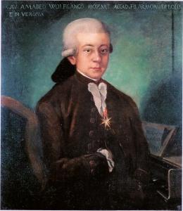 Mozart 1777