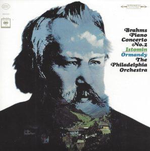Brahms Concerto 2 LP Columbia 001